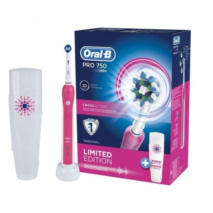 oral b pro 750 crossaction. Black Bedroom Furniture Sets. Home Design Ideas