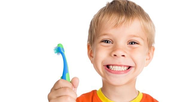 миене на зъби при деца